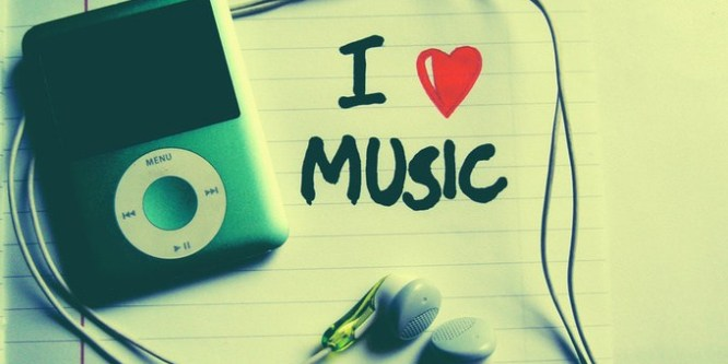 hobi musik
