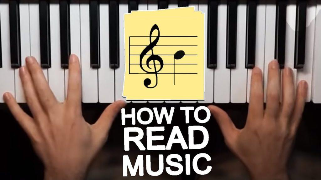 membaca nada piano