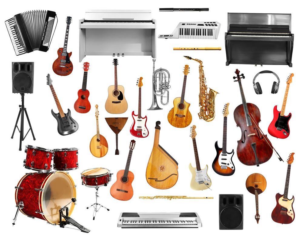 jenis alat musik