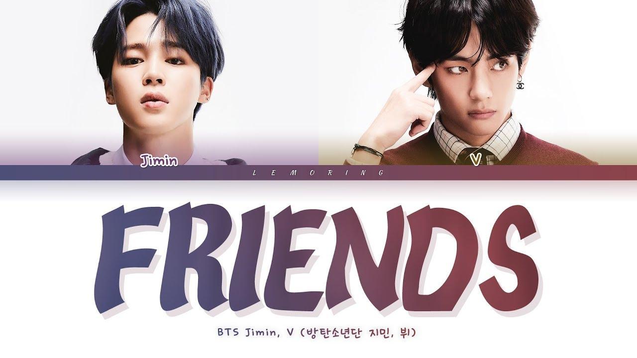 BTS Friends