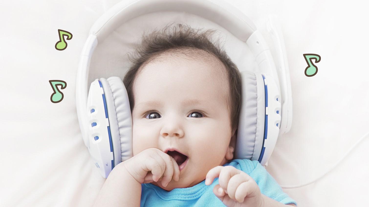 musik untuk bayi