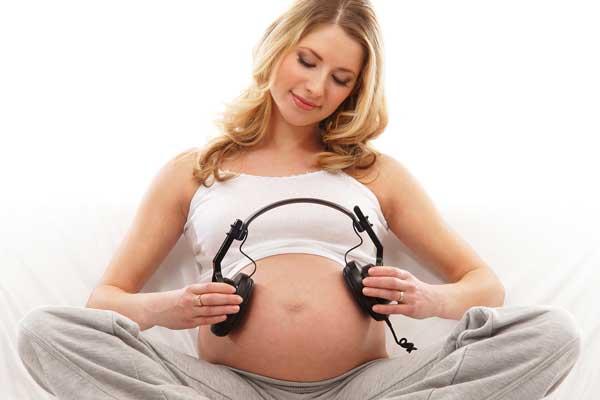 musik ibu hamil